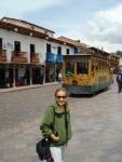 Bonde em Cuzco